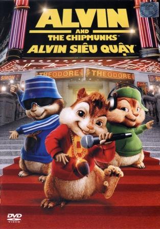 Alvin Siêu Quậy