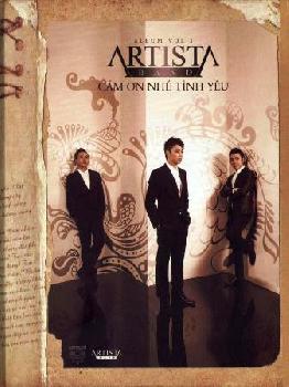 Artista Band Vol.1 - Cám Ơn Nhé Tình Yêu