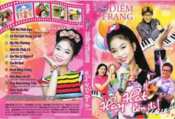 CD Diễm Trang - Hãy Hát Lên Đi