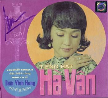 CD Hà Vân - Tiếng Hát Hà Vân