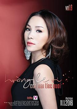 CD Hoàng Lê Vi - Còn Mãi Tiếc Nuối