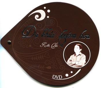 CD Kiều Tấn - Dạ Khúc Bướm Hoa