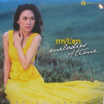 CD Mỹ Tâm - Melody Of Time (Tái Bản 2018)