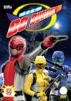 Chiến Đội Đặc Mệnh - Go Busters