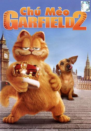Chú Mèo Garfield 2
