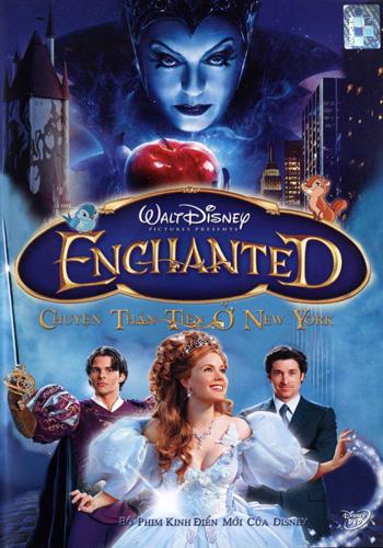 Chuyện Thần Tiên Ở New York - Enchanted