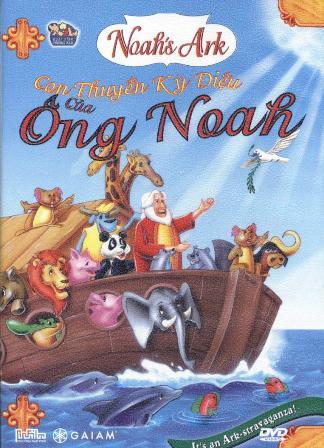 Con Thuyền Kỳ Diệu Của Ông Noah