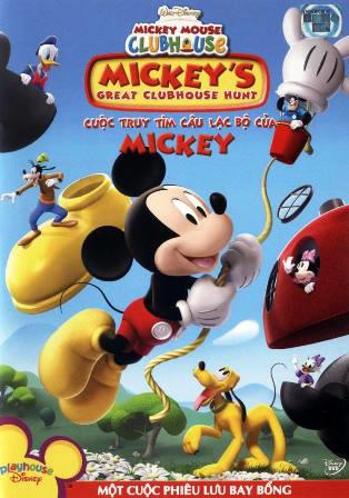 Cuộc Truy Tìm Câu Lạc Bộ Của Mickey