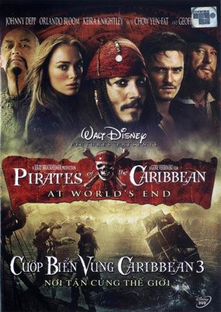 Cướp Biển Vùng Caribbean 3 - Nơi Tận Cùng Thế Giới