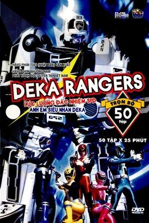 Deka Gangers- Lực Lượng Đặc Nhiệm Spd