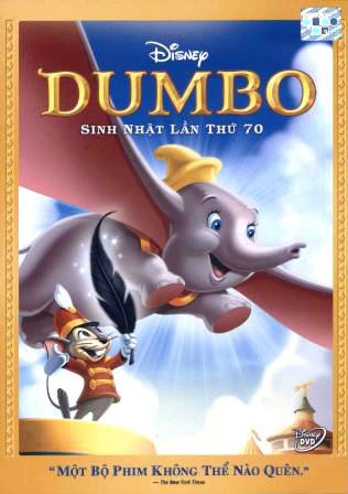 Dumbo - Sinh Nhật Lần Thứ 70