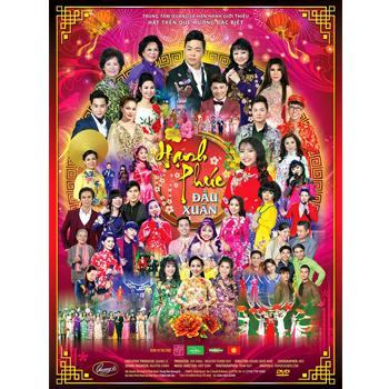 DVD Quang Lê - Hạnh Phúc Đầu Xuân