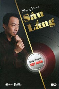 DVD Việt Hoàn - Những Bài Ca Sâu Lắng