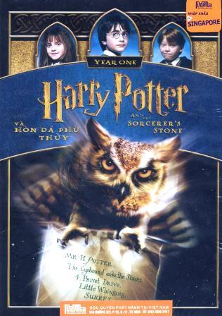 Harry Potter Và Viên Đá Phù Thủy
