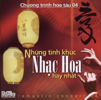 Hòa Tấu Những Tình Khúc Nhạc Hoa