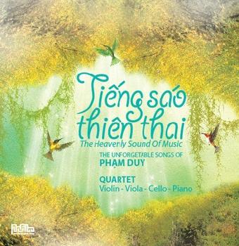 Hoà Tấu Phạm Duy - Tiếng Sáo Thiên Thai