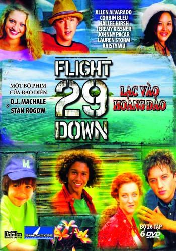 Lạc Vào Hoang Đảo - Flight 29 Down