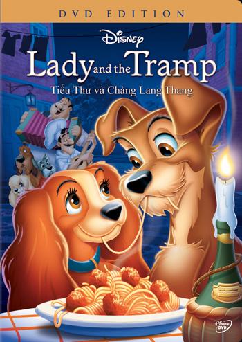 Lady & The Tramp - Tiểu Thư Và Chàng Lang Thang