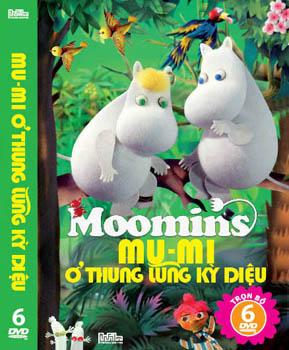 Moomins - Mumi Ở Thung Lũng Kỳ Lạ