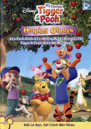 My Friends Tigger & Pooh - Giúp Đỡ Mọi Người - Helping Other