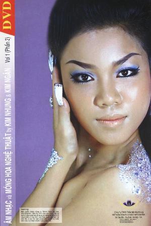 Nail Art Vol.1 - Âm Nhạc Và Móng Hoa Nghệ Thuật