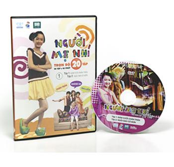 Người Mẹ  Nhí - Hộp Bộ 10 DVD