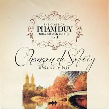 Phạm Duy Classical - Khúc Ca Ly Biệt