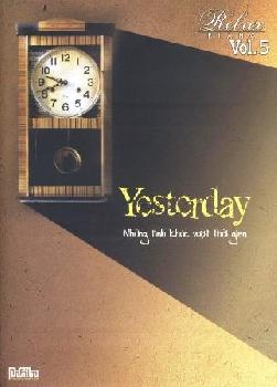 Piano Yesterday Vol.5 - Những Tình Khúc Vượt Thời Gian