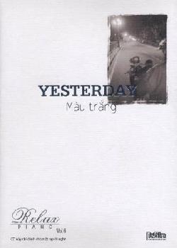 Piano Yesterday Vol.6 - Màu Trắng