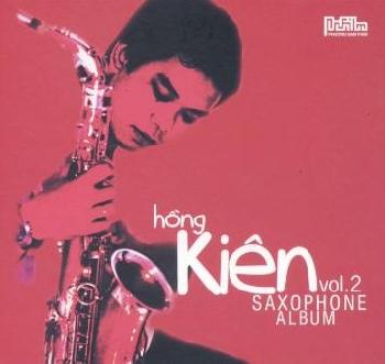 Saxophone Hồng Kiên