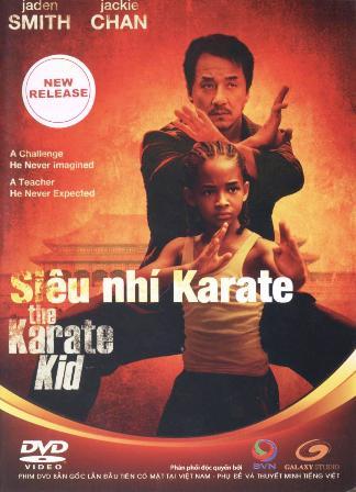 Siêu Nhí Karatedo