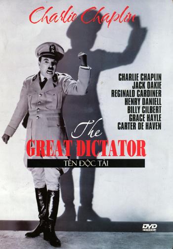 The Great Dictator - Tên Độc Tài