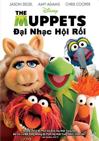 The Muppets - Đại Nhạc Hội Rối
