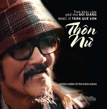 Thôn Nữ - Trần Quế Sơn Phổ Thơ Bùi Giáng