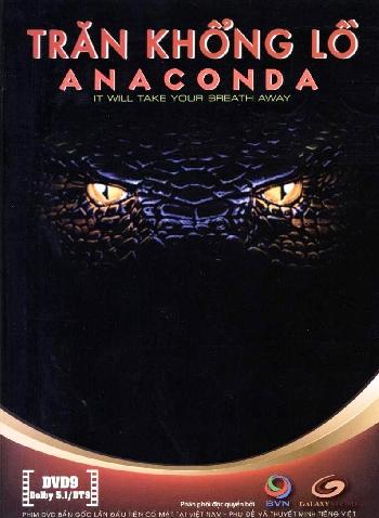 Trăn Khổng Lồ - Anaconda