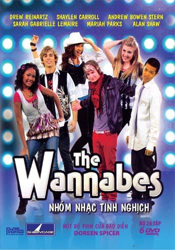 Wannabes - Nhóm Nhạc Tinh Nghịch (Bộ 6 DVD)